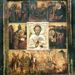 Православная библиотека Великорецкая икона свт. Николая Чудотворца