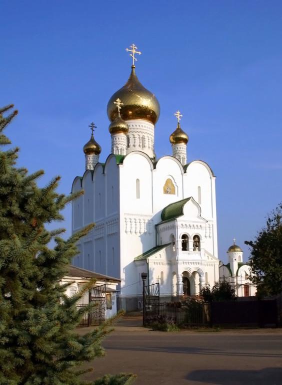 В воскресенье, 11 ноября 2018 года, в Свято-Никольском храме станицы Кавказской