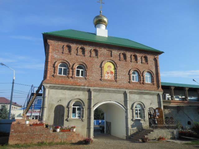 Богослужение в день памяти Святителя Спиридона История нашего храма