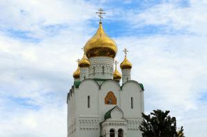 История нашего храма Вопрос священнику