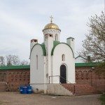 История нашего храма Часовня пророка Илии