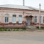 Страницы истории Здание бывшей церковно-приходской школы