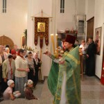 Пасхальное Богослужение 2013