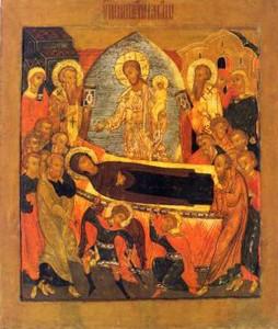 28 августа. Успение Пресвятой Богородицы Успение Пресвятой Богородицы
