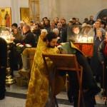 Престольный праздник в день памяти Святителя Николая
