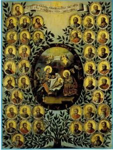 ТОЛКОВАНИЕ ЕВАНГЕЛИЯ. 5 ЯНВАРЯ 2020 ГОДА. ВОСКРЕСЕНЬЕ. НЕДЕЛЯ 29-Я ПО ПЯТИДЕСЯТНИЦЕ, ПРЕД РОЖДЕСТВОМ ХРИСТОВЫМ, СВЯТЫХ ОТЕЦ Неделя пред Рождеством Христовым