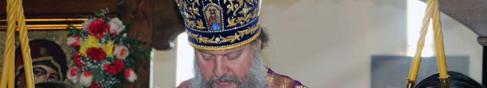 Архипастырский визит Владыки Стефана
