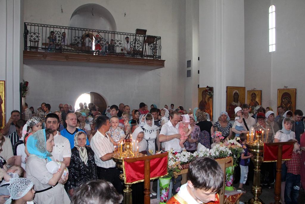 Фотогалерея – Воскресенье, Неделя 5-я по Пасхе, о самаряныне
