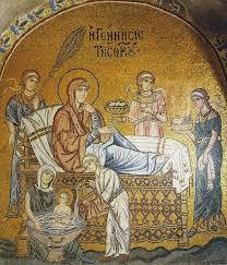 Толкования на Евангельские чтения. Рождество Пресвятой Богородицы