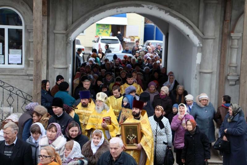 В день празднования памяти святителя Николая