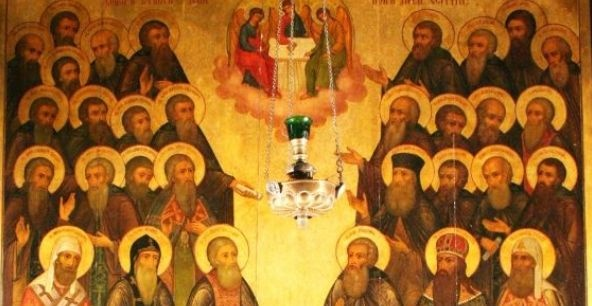 Кто такие святые?