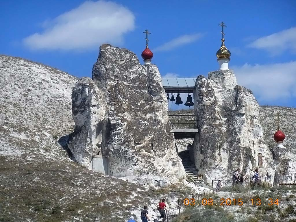 Паломничество в августе 2015. Костомарово. Спасский женский монастырь