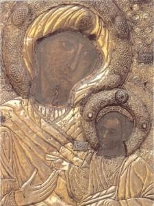 Празднование Иверской иконе Божией Матери 10 апреля чтится Иверская икона Божией Матери
