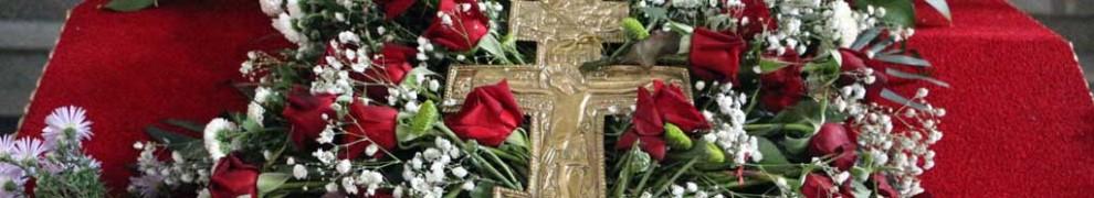 КРЕСТ ХРИСТОВ — НАШЕ ОРУЖИЕ НА ВРАГОВ Православный мир отметил Воздвижение Креста Господня