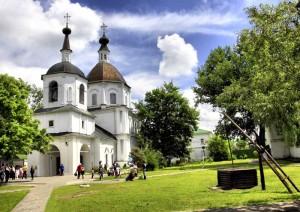 Паломническая поездка в Старочеркасский мужской монастырь