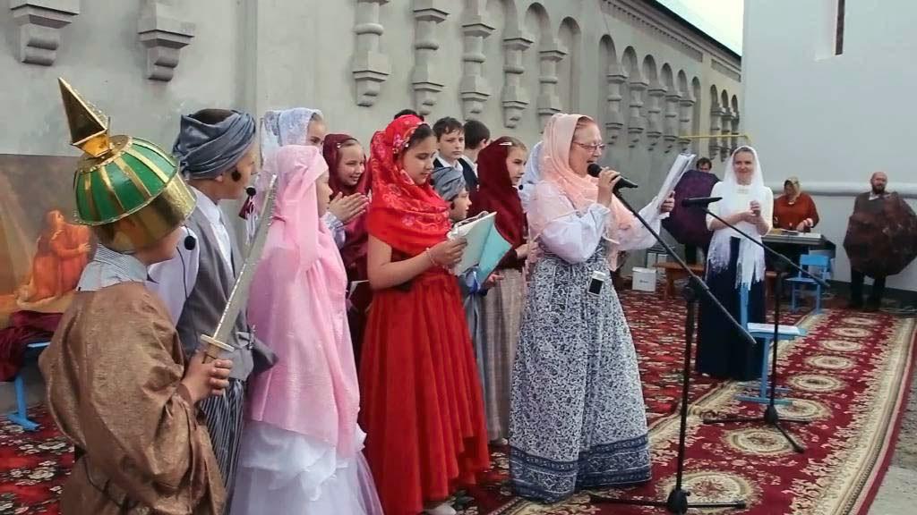 Праздничный Пасхальный концерт