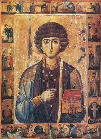 Памяти великомученика и целителя Пантелеимона. 9 августа Великомученик и целитель Пантелеймон