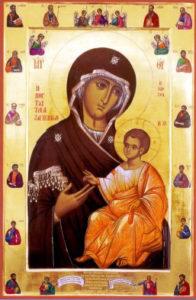 Весь мир покланяется Честной Вратарнице18 апреля – Вторник Светлой Седмицы. Празднование Иверской иконы Божией Матери