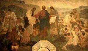 Неделя 8-я по Пятидесятнице. О чудесном насыщении народа