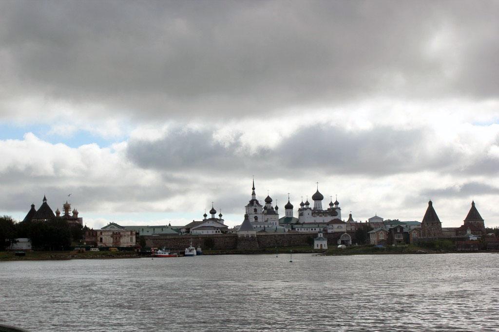В августе 2017 года группа прихожан совершила паломничество на Соловки