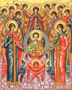 21 ноября 2018 года. Празднование Собора Архистратига Божия Михаила и прочих Небесных Сил бесплотных