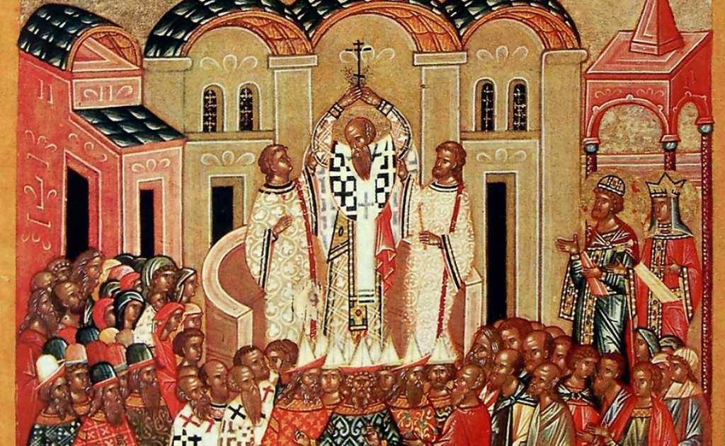 27 сентября. Воздвижение Креста Господня