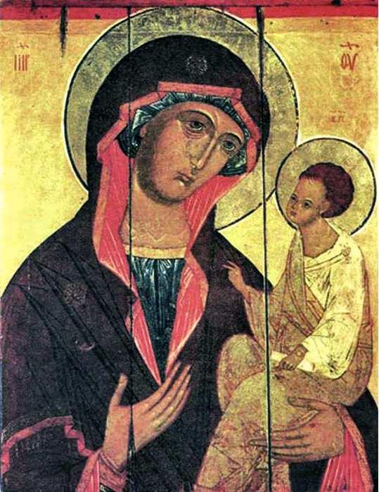 День памяти Грузинской иконы Божией Матери – 4 сентября. Среда