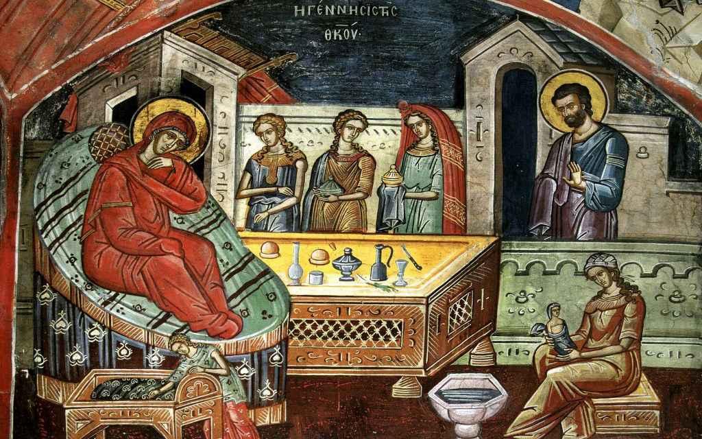 21 сентября. Праздник Рождества Пресвятой Богородицы
