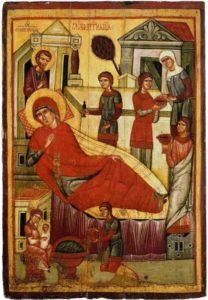 Рождество Пресвятой Богородицы. Событие праздника