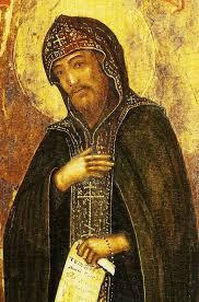 ПРЕПОДОБНЫЙ НИЛ СОРСКИЙ (1433-1508)