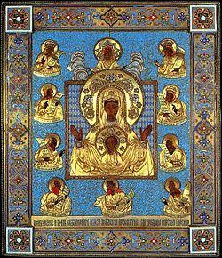 День памяти Иконы Божией Матери «Знамение» Курской-Коренной – 21 марта
