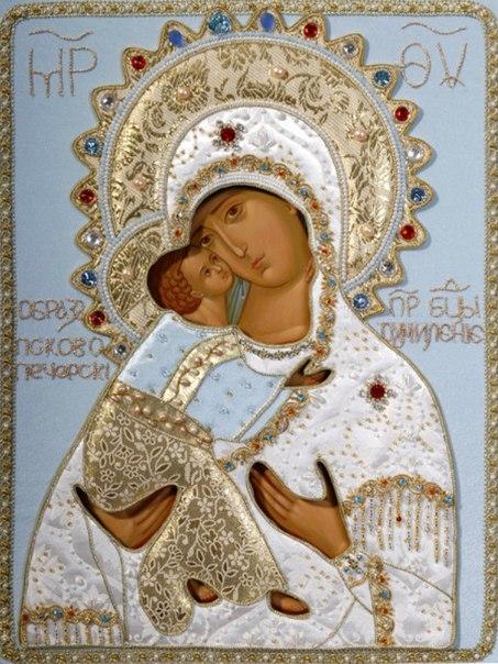 День памяти Псково-Печерской иконы Божией Матери - Умиление