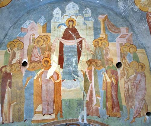 Покров Пресвятой Владычицы нашей Богородицы и Приснодевы Марии. 14 октября