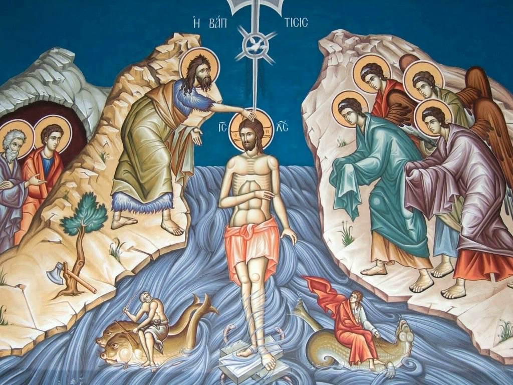 Таинство Крещения. Зачем оно нам и нашим детям