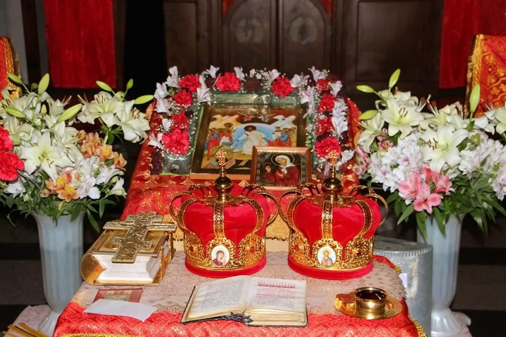 Таинство Венчания. Как сделать семью «малой церковью»
