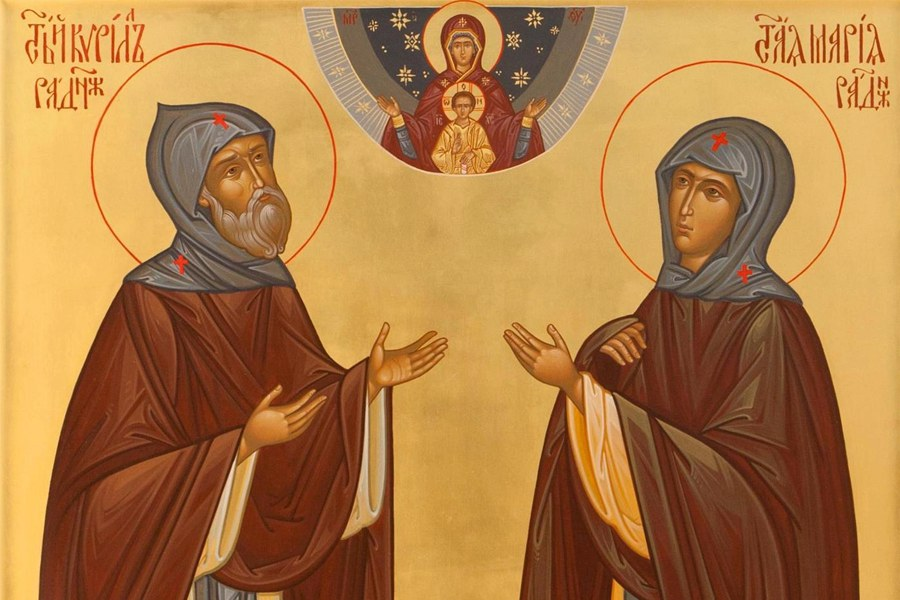 Память преподобных Кирилла и Мария Радонежских – 11 октября (понедельник)